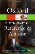 A Dictonary of Reference & Allusion