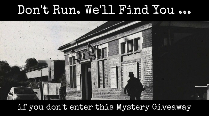 Win A Mystery Book Bundle Giveaway