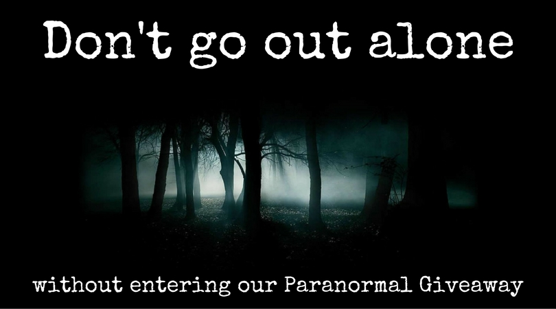 Paranormal Book Bundle Giveaway