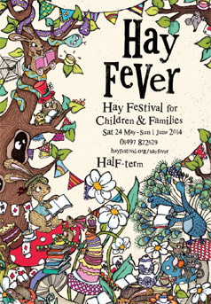 Hay Fever - Hay Festival for Children & Families May 2014