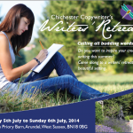 Sussex Writers' Retreat Flyer