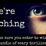 Thriller Book Bundle Giveaway