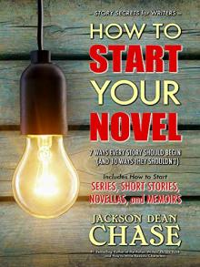 Review How to Start Your Novel