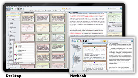 Scrivener Writing Software - a must for all authors and writers